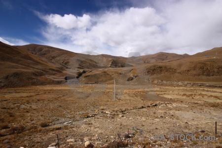 Asia cloud himalayan dry tibet.