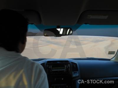 Asia desert sand car dubai.