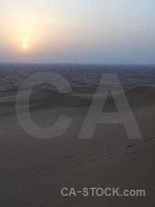 Asia desert uae sky sun.