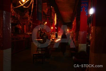 Asia drepung monastery east pillar gambo utse.