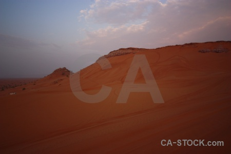 Asia dubai middle east dune uae.