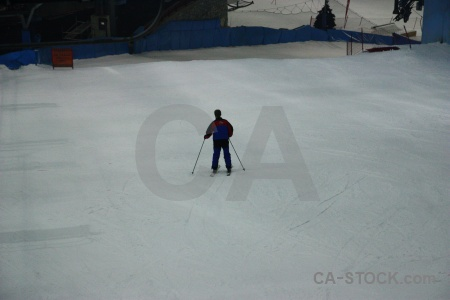 Asia dubai snow middle east ski.