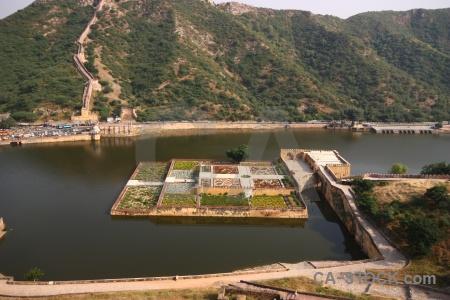 Asia fort kesar kyari bagh palace garden.