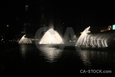 Asia fountain water uae dubai.