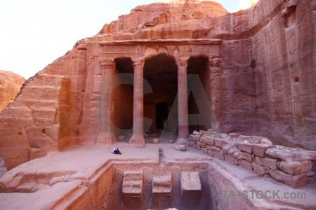 Asia jordan cliff western historic.