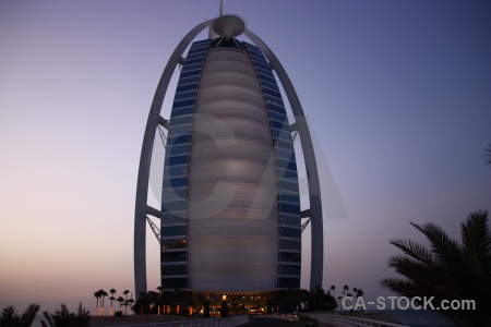 Asia middle east building hotel uae.