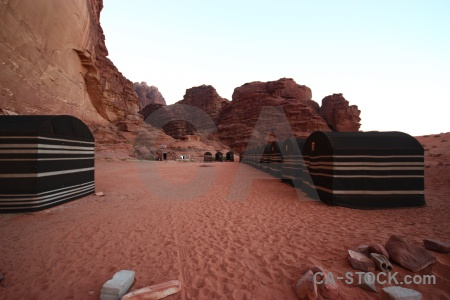 Asia mountain bedouin cliff wadi rum.