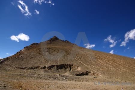 Asia mountain pass east desert.
