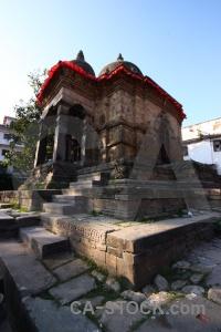 Asia nepal unesco hanuman dhoka sky.
