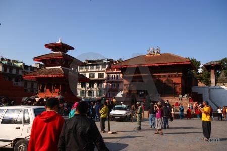 Asia person sky kathmandu wood.