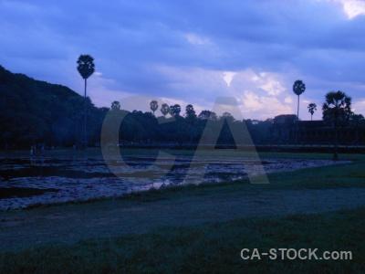 Asia preah pisnulok lake cambodia angkor wat.