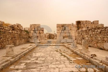Asia roman ancient western block.