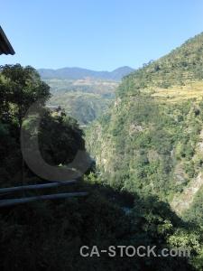 Asia sky south nepal tree.