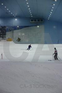 Asia snow western skiing dubai.