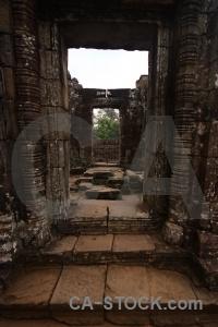 Asia southeast angkor thom buddhism step.