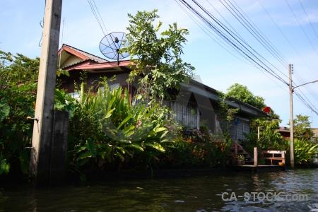 Asia southeast asia floating ton khem damnoen saduak.