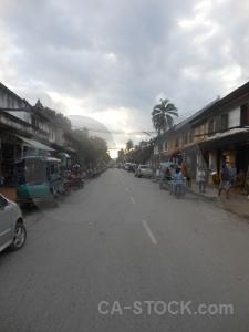 Asia southeast asia vehicle motorbike road.