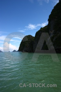 Asia thailand cloud southeast asia phang nga bay.