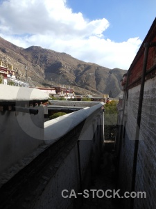 Asia tibet buddhist drepung monastery lhasa.