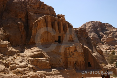 Asia tomb jordan cliff western.