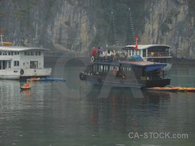 Asia water island limestone southeast asia.