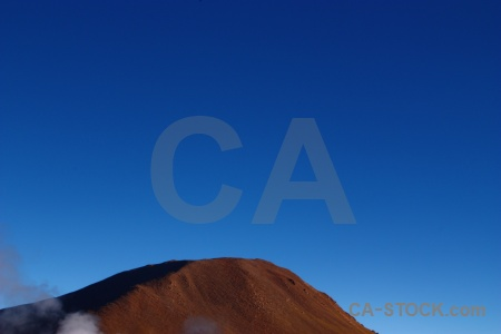 Atacama desert chile andes el tatio south america.