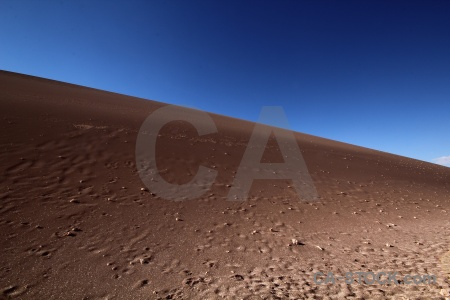 Atacama desert cordillera de la sal south america valley of the moon valle luna.