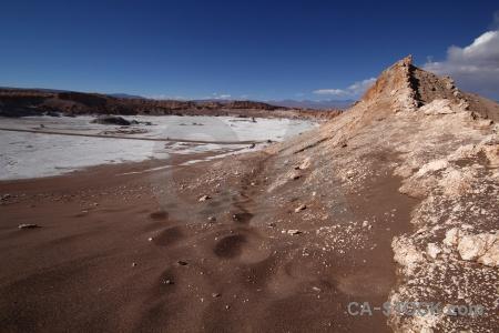 Atacama desert salt sky valle de la luna cordillera sal.