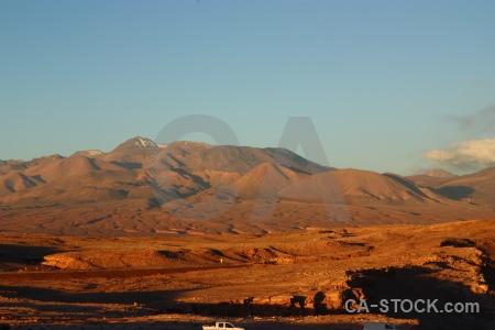 Atacama desert san pedro de atacama rock chile cloud.