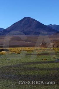 Atacama desert sky altitude el tatio south america.