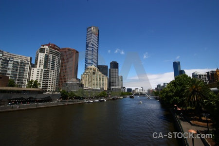 Australia melbourne yarra sky southbank.