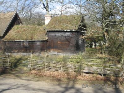 Barn building.