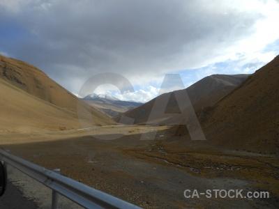 Barrier plateau altitude sky tibet.