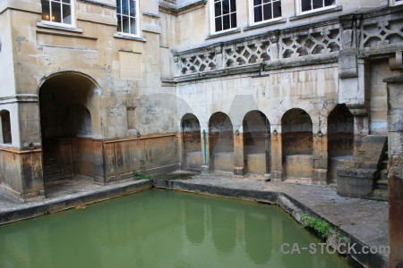 Bath roman europe water uk.