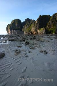 Bay beach water island phi.