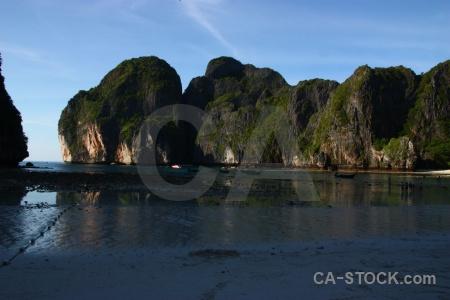 Beach island the thailand southeast asia.
