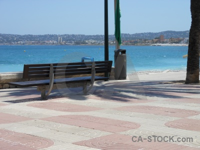 Beach spain water europe javea.