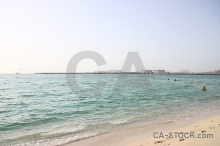 Beach uae middle east sand dubai.