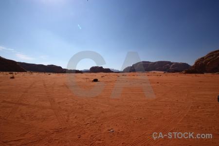 Bedouin asia wadi rum sky desert.
