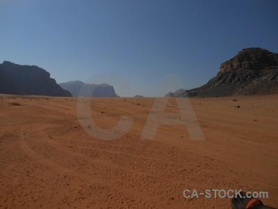 Bedouin desert rock asia middle east.