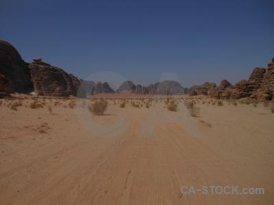 Bedouin jordan wadi rum asia mountain.