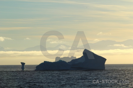 Bellingshausen sea antarctic peninsula ice adelaide island mountain.