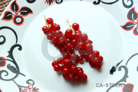 Berry white fruit food red.