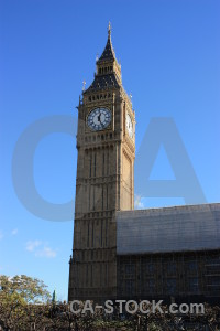 Big ben building london uk europe.