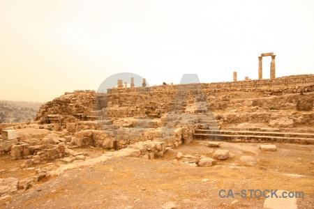 Block ancient middle east historic jordan.