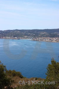Blue javea spain europe.
