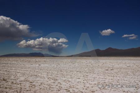 Bolivia andes salt south america salar de chiguana.