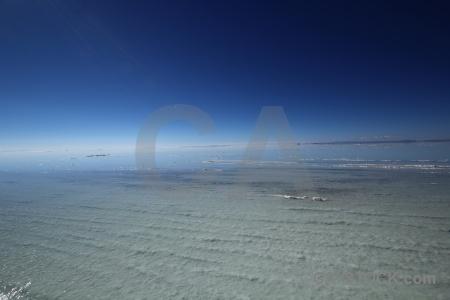 Bolivia lake altitude andes salt flat.