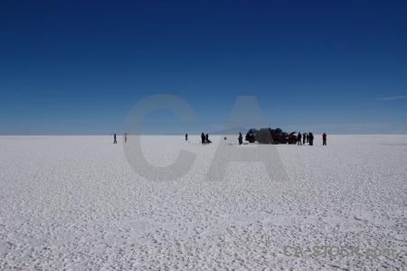 Bolivia salt salar de uyuni landscape altitude.
