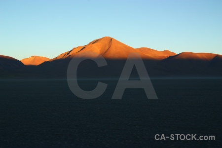 Bolivia south america landscape andes sky.